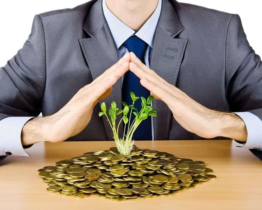 простой пирог картинка бизнесмена и денег придавали значение все